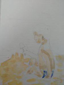 Avis peinture aquarelle LIDL