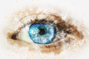 comment dessiner un œil