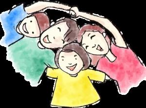 dessiner en famille