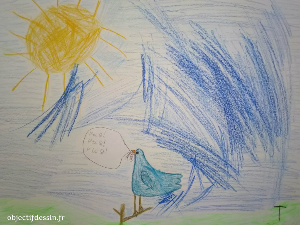oiseau T