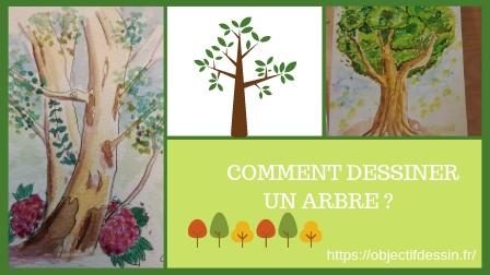 comment dessiner un arbre