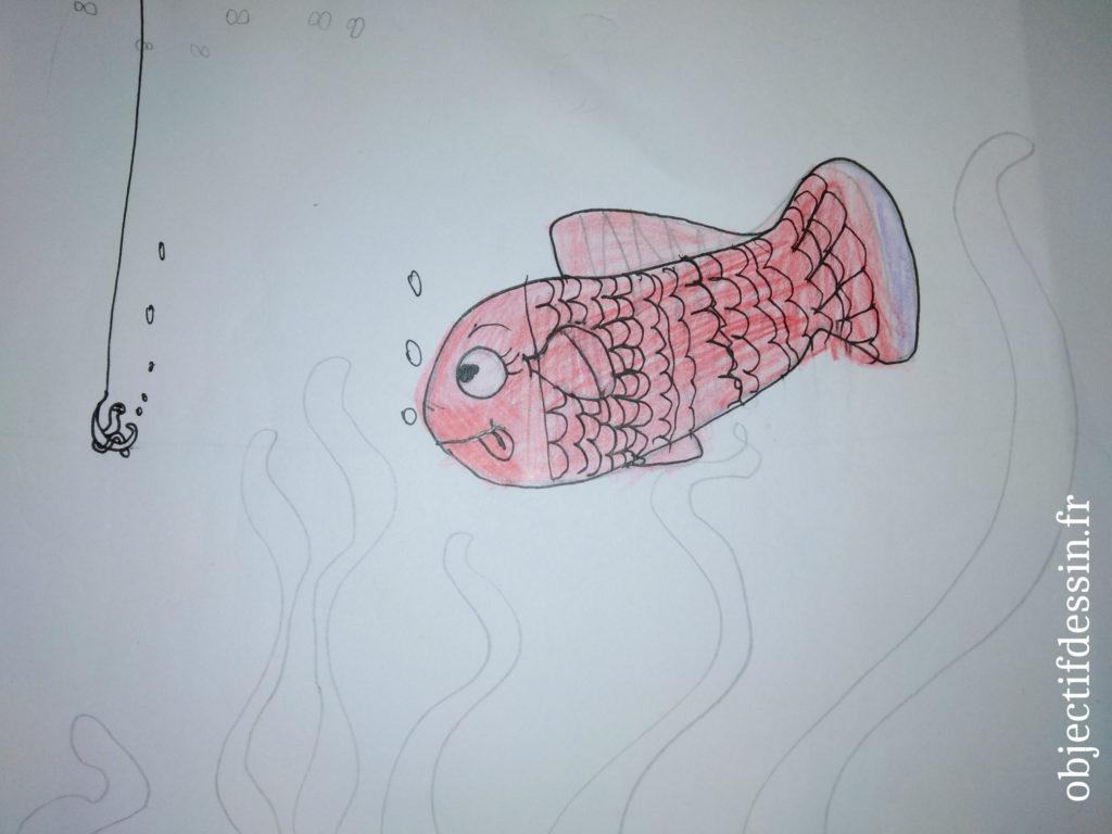 dessin poisson Ibtissam 9JPG