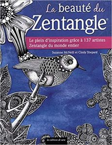 la beauté du zentangle