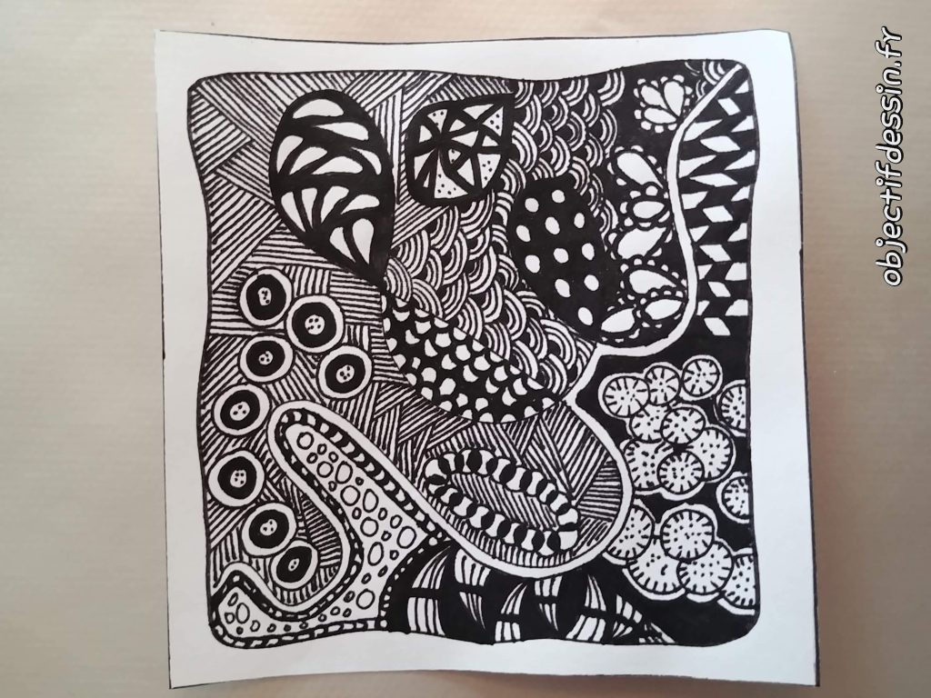 zentangle test