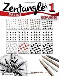 livre zentangle basic 1