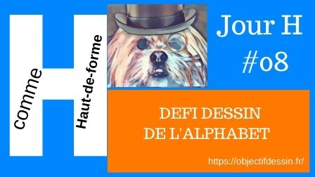 08. Défi Dessin Jour H