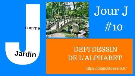 10. Défi Dessin Jour J