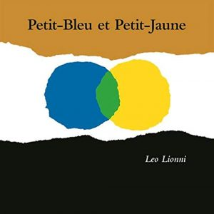 Album Petit Bleu Et Petit Jaune