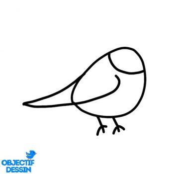 Dessin Oiseau Sur Branche (6)