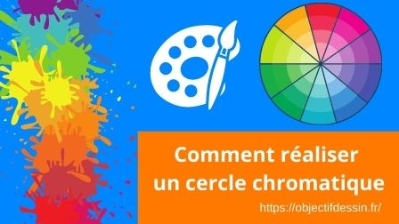 Réaliser Un Cercle Chromatique