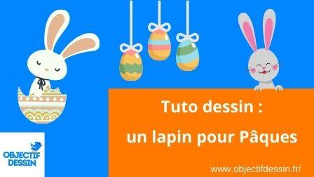 Tuto Lapin Pâques