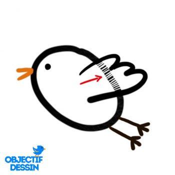Dessin Oiseau Qui Vole Cycle 1 (9)