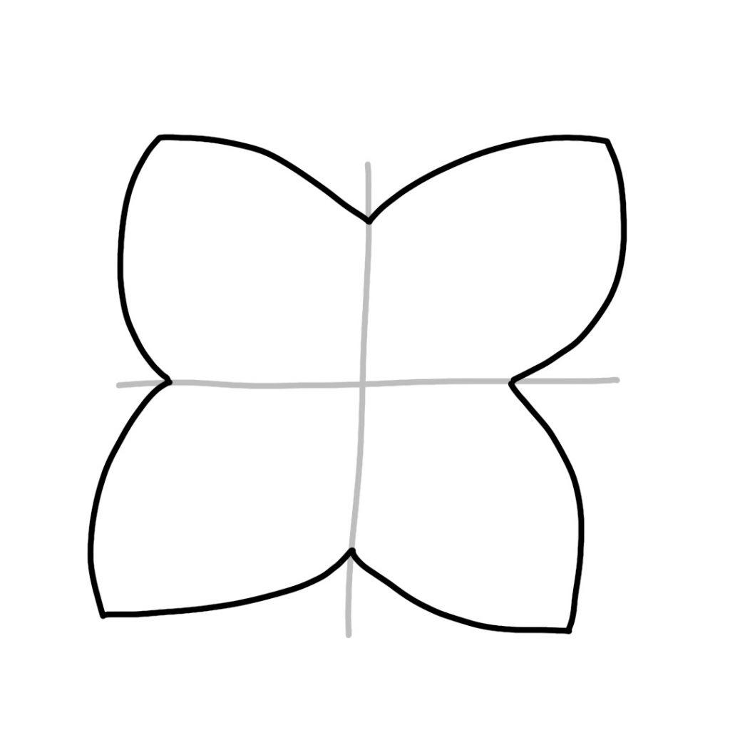 Dessin Papillon Simple (5)
