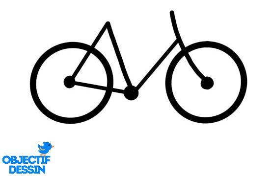 tuto dessin vélo