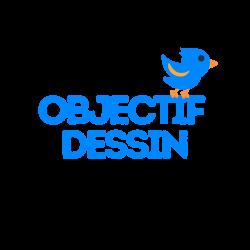 Logo objectif dessin